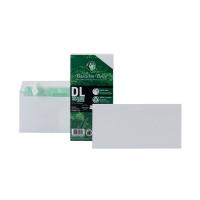 Basildon Bond DL Envelopes Peel and Seal 100gsm White (Pack of 100) F80275