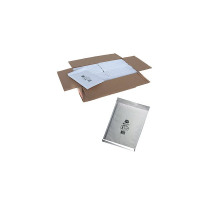Jiffy Airkraft Mailer Size 3 205x320mm White JL-3 (Pack of 10) 04891