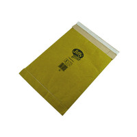 Jiffy Padded Bag Size 2 195x280mm Gold (Pack of 100) JPB-2