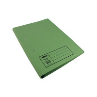 Guildhall Foolscap Green Transfer File (Pack of 25) 346-GRNZ