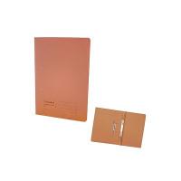Guildhall Foolscap Orange Transfer File (Pack of 25) 346-ORGZ