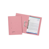 Guildhall Foolscap Pink Transfer File (Pack of 25) 346-PNKZ