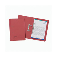 Guildhall Foolscap Red Transfer File (Pack of 25) 346-REDZ