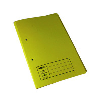Guildhall Foolscap Yellow Transfer File (Pack of 25) 346-YLWZ