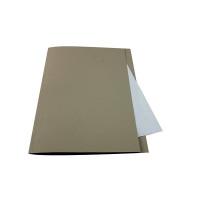 Guildhall Foolscap Buff Mediumweight Square Cut Folder (Pack of 100) FS250-BUFZ