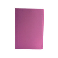 Guildhall Foolscap Pink Mediumweight Square Cut Folder (Pack of 100) FS250-PNKZ