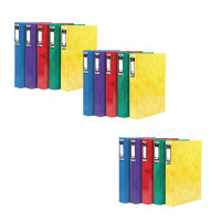 Concord IXL Selecta Ring Binder A4 Assorted Get 3 for the Price of 2 (Pack of 20 + 10) JT816007