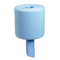 Wypall L10 Blue Wipers Centrefeed Roll (Pack of 6) 7267