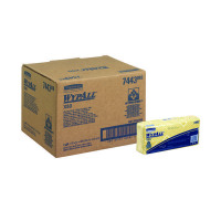 Wypall Yellow X50 Cleaning Cloths (Pack of 50) 7443
