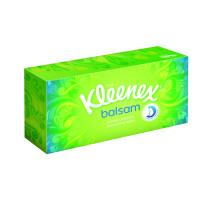 Kleenex Balsam Tissues White 3389010