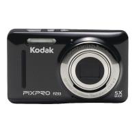 Kodak PIXPRO Zoom FZ53 Digital Camera FZ53-BK