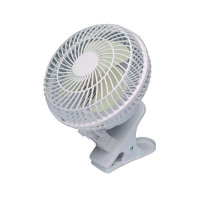 Q-Connect 150mm/6 Inch Clip Fan KF00401