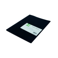 Q-Connect 10 Pocket Black Display Book KF01248