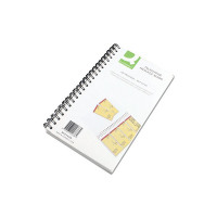 Q-Connect Self Sticky Telephone Message Book 320 Messages KF01338