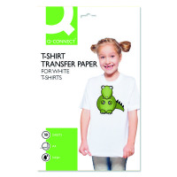 Q-Connect T-Shirt Transfer Paper (Pack of 10) KF01430