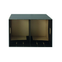 Q-Connect Black Lever Arch File Module (Pack of 5) KF01595