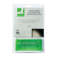 Q-Connect Large Screen/Protection Wipes (Pack of 10) KF02245A