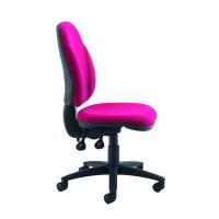 Arista Concept High Back Tilt Operator Chair Claret KF03462