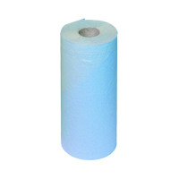 2Work 2-Ply Hygiene Roll 20 Inch Blue (Pack of 12) F03807