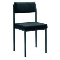 Jemini Multi Purpose Stacking Chair Charcoal KF04000