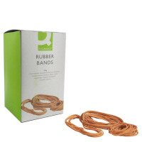 Q-Connect No.89 Rubber Bands (Pack of 500g) KF10573