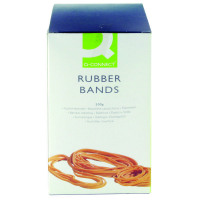 Q-Connect Assorted Rubber Bands (Pack of 500g) KF10577