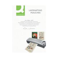 Q-Connect Matt A4 Laminating Pouch 250 Micron (Pack of 100) KF24055
