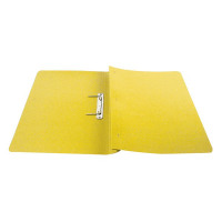Q-Connect Foolscap/A4 35mm Capacity Yellow Transfer File (Pack of 25) KF26057