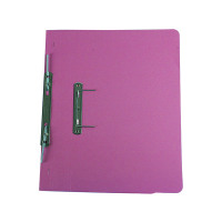 Q-Connect Foolscap/A4 35mm Capacity Pink Transfer File (Pack of 25) KF26058