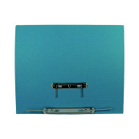 Q-Connect Foolscap/A4 35mm Capacity Blue Transfer File (Pack of 25) KF26061