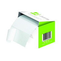 Q-Connect Easy Peel Adhesive Address Labels 89mm x 36mm (Pack of 200) KF26092