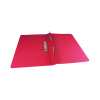 Q-Connect Foolscap/A4 35mm Capacity Red Transfer File (Pack of 25) KF26100