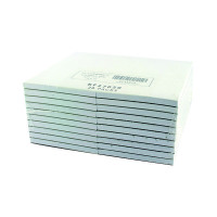 Q-Connect Scribble Pad 127x76mm 160 Pages Plain (Pack of 20) KF27020