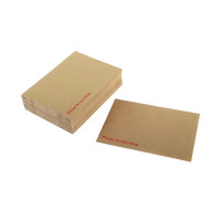 Q-Connect Board Back Envelope 238x163mm 115gsm Peel and Seal Manilla (Pack of 125) KF3518