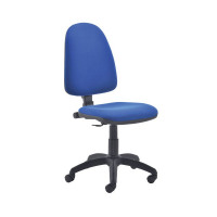Jemini High Back Operator Blue Chair KF50174