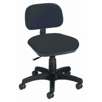 Jemini Typist Charcoal Chair KF50205
