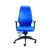 Capella Dynamic High Back Posture Chairs CQ100/IL/ADJ3