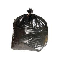 Black Heavy Duty Refuse Sack (Pack of 200) KF73376