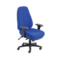 Arista Lucania Task Blue Chair KF74021