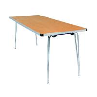 Jemini W1830xD685xH698mm Folding Table Oak KF74024