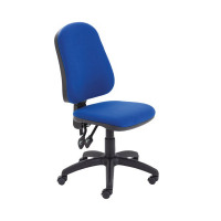 Jemini Plus High Back Operator Blue Chair KF74119