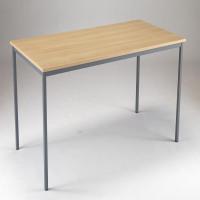 Jemini Intro 1200x750x726mm Ferrera Oak Training Table KF74234