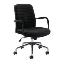 Jemini Soho Black Chair KF74823