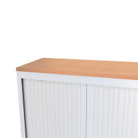 Talos Filing Cabinet Beech W1000 x D450 x H25mm TCS-FIL-TOPBE