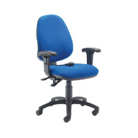 Cappela Intro Posture Chair Plus Arms Blue KF838995
