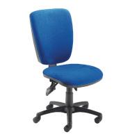 Arista High Back Operator Blue Chair KF97065