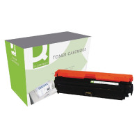 Q-Connect Kyocera Remanufactured Black Toner Cartridge TK-130