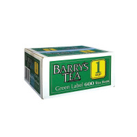 Barrys Green Label Tea Bags Pk600 LB0002
