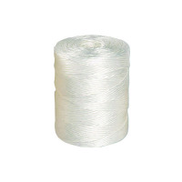 Flexocare Polypropylene Twine 1 kg White (Durable and strong, designed not to fray) 77656008