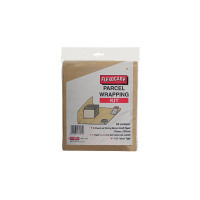 Flexocare Parcel Wrapping Kit Brown (Pack of 24) 9739PWeek01